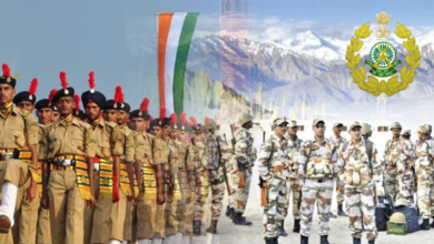 Photo of Vacancy in indo-Tibetan Border Police Force