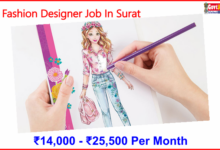 Photo of Fashion Designer Job In Surat – Uday Fashion