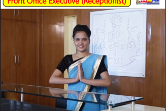 Photo of Requires Front Office Executive (Receptionist) – Job in Surat City