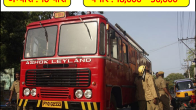 Photo of Fire Engine Driver Recruitment 2020 – 05 Vacancies