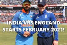 Photo of India-England Test to start in February next year!