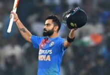 Photo of Virat Kohli is 23 runs away from breaking Sachin Tendulkar's massive record