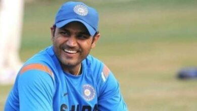 Photo of Virender Sehwag jokes about offering to play at Brisbane